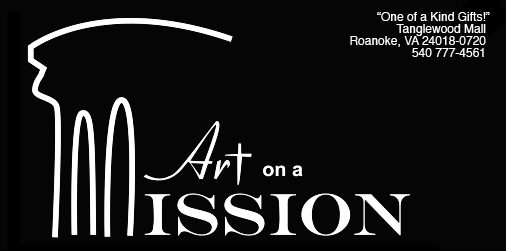 Art on a Mission Business Card