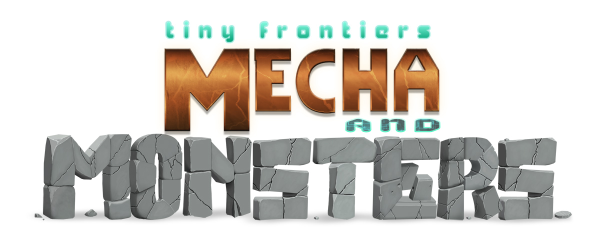 Mecha and Monsters logo